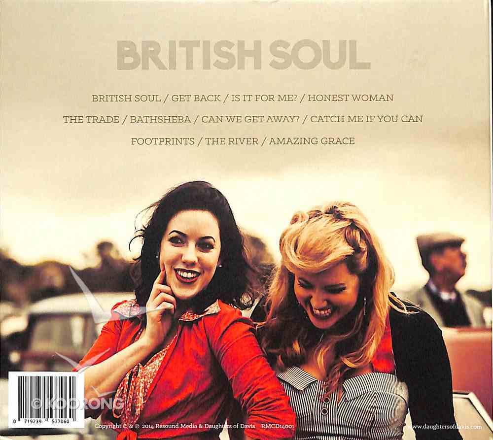 British Soul CD