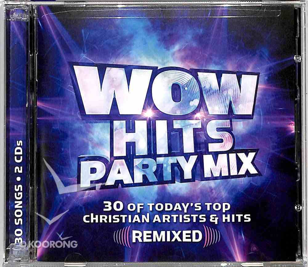 Wow Hits Party Mix (2 Cds) CD