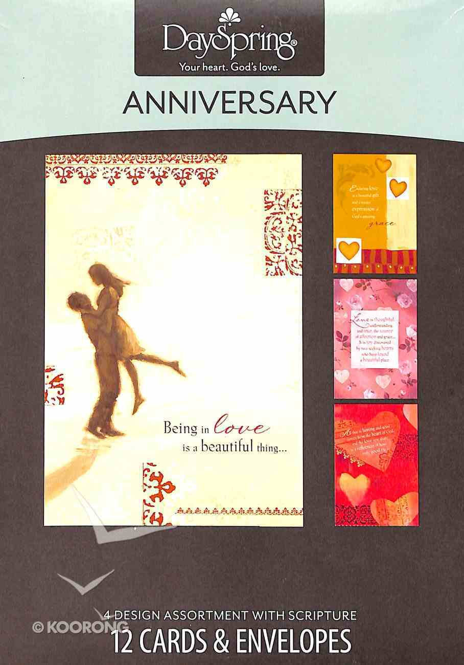 Boxed Cards Anniversary: True Love Box