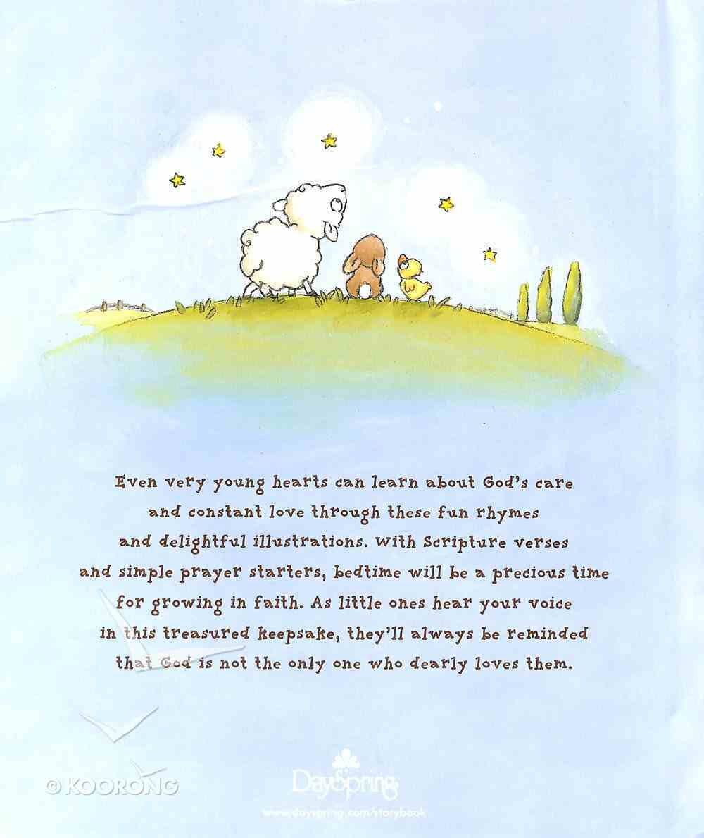 Really Woolly: Bedtime Prayers and Promises - Recordable Storybook Board Book