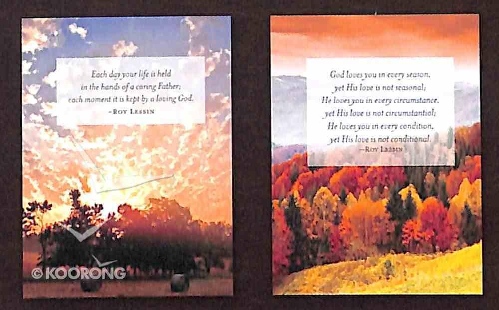 Boxed Notes: Roy Lessin - Meet Me in the Meadow, John 10:29 & 1 John 3:1 Box