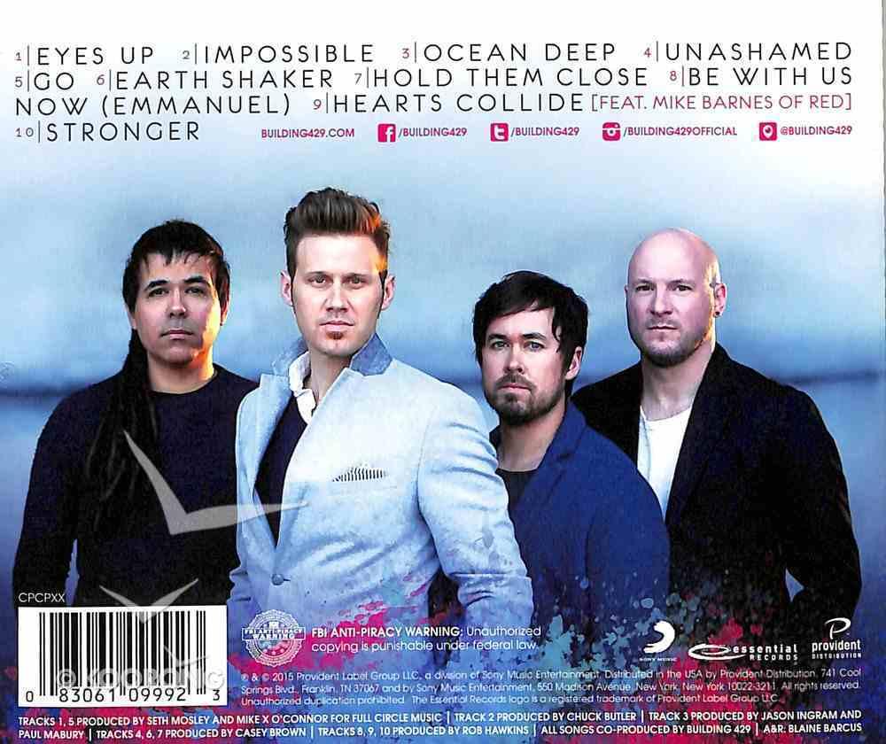 Unashamed CD