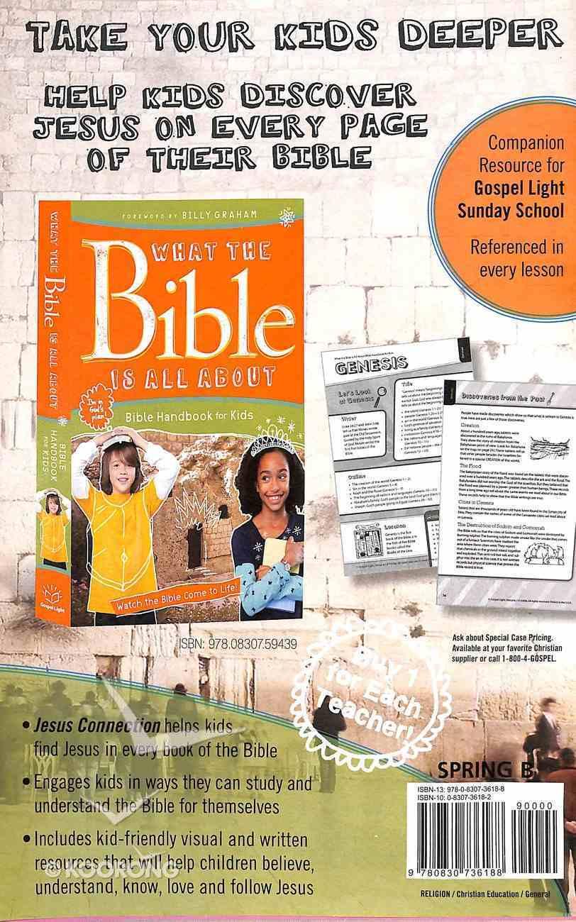 Gllw Spring B 2019 Grades 5&6 Get the Edge Comic (Gospel Light Living Word Series) Paperback