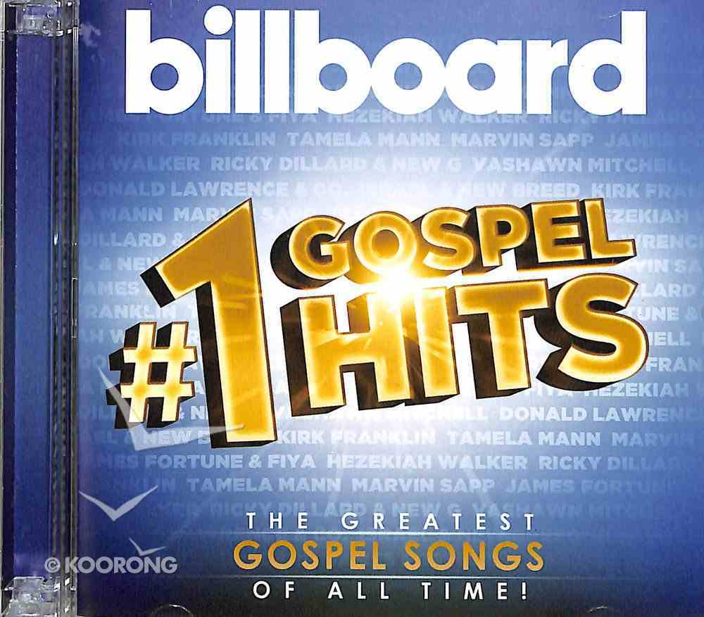 Billboard #01 Gospel Hits (2 Cds) CD
