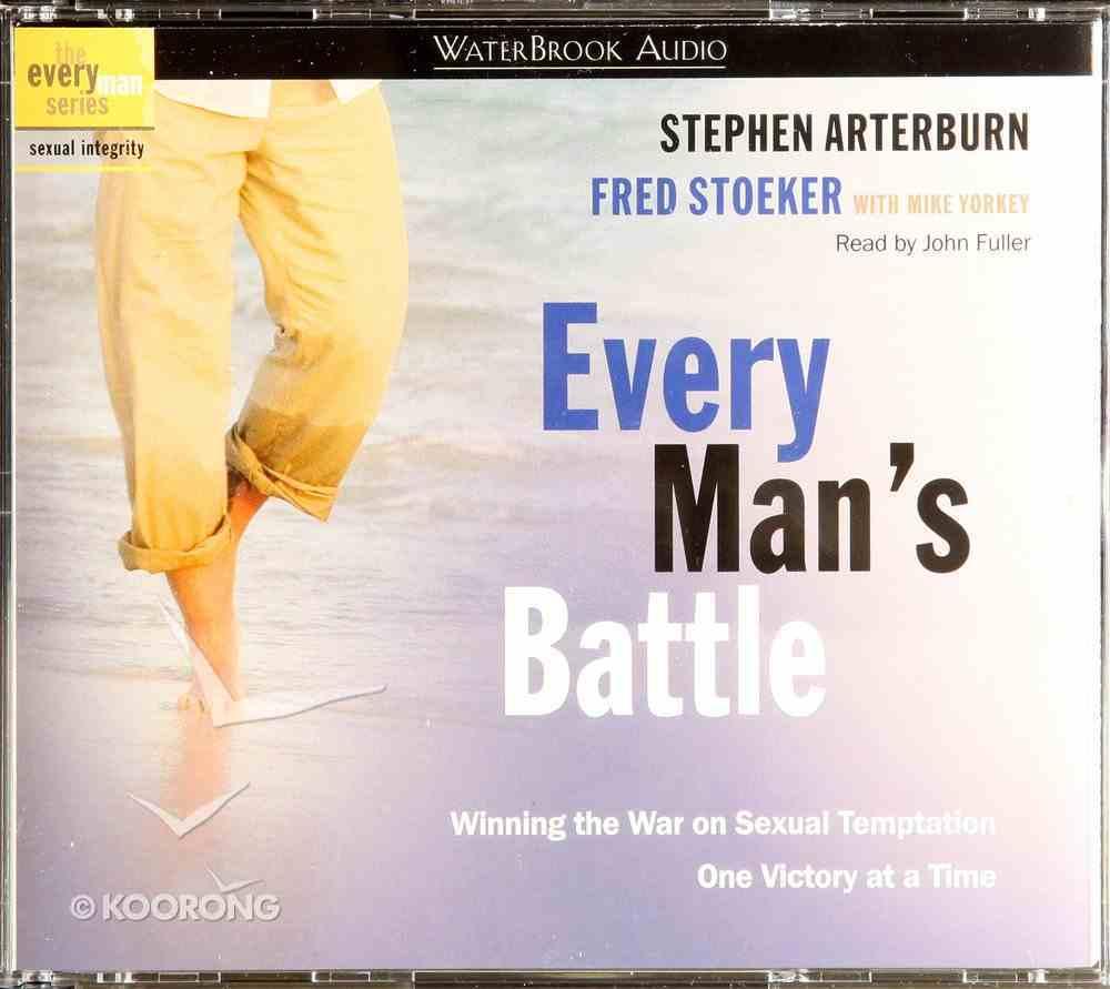 Every Man's Battle (Every Man Audio Series) CD