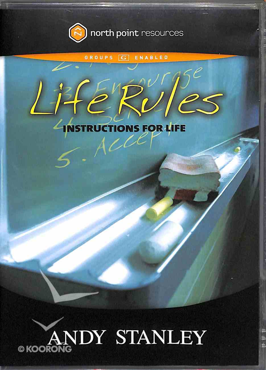 Life Rules (North Point Resources Series) DVD