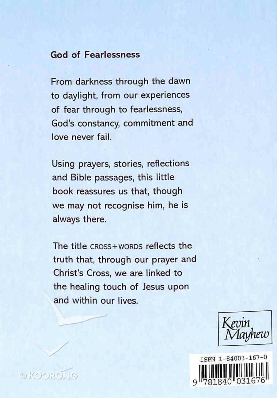 Crosswords: God of Fearlessness Paperback