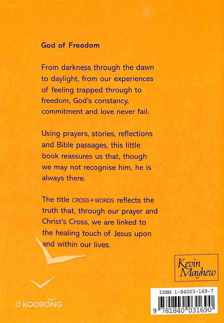 Crosswords: God of Freedom Paperback