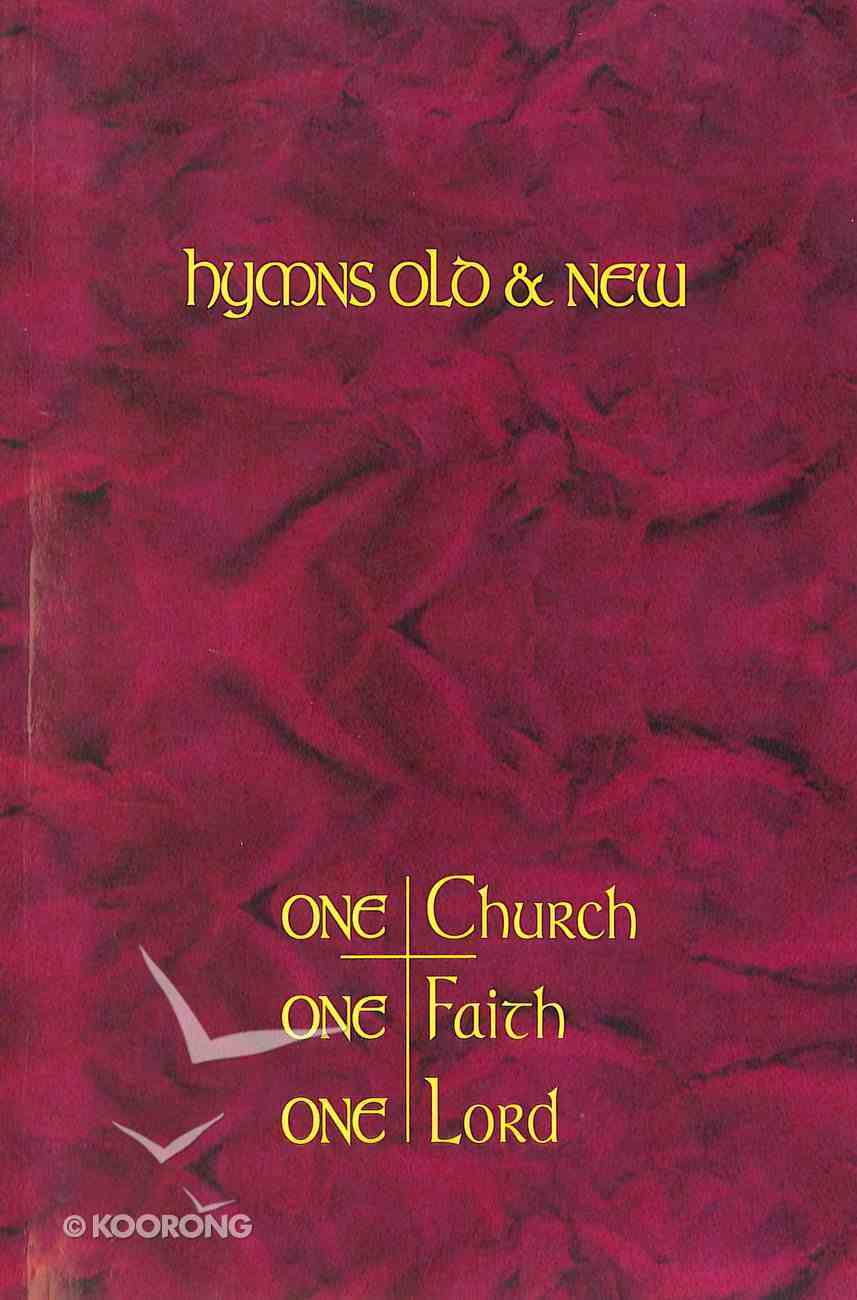 Hymns Old and New (Large Print) Hardback