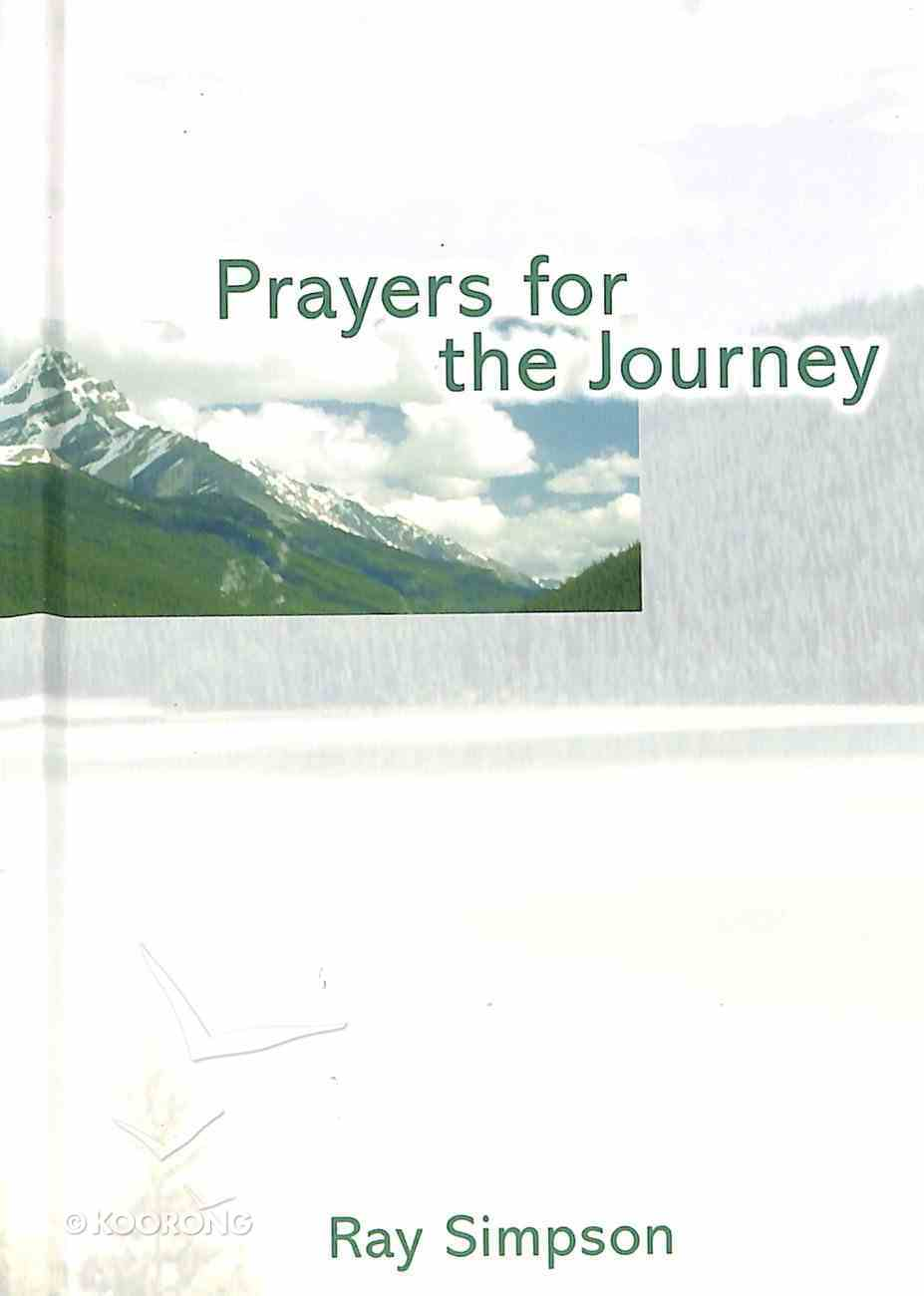 Prayers For the Journey Hardback