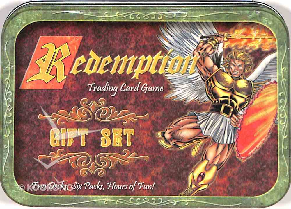 Redemption: Gift Set Tin (Redemption Card Game Series) Pack
