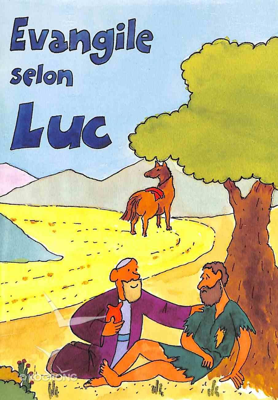 French Gospel of Luke Paperback