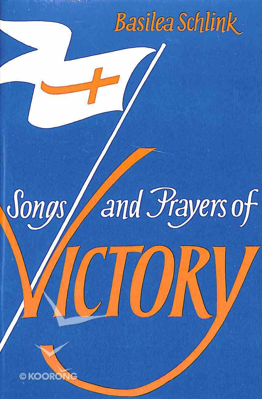Songs & Prayers For Victory Paperback