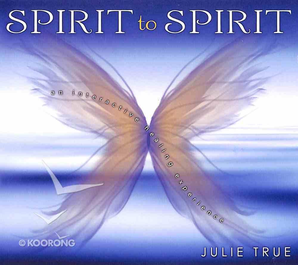 Spirit to Spirit (Soaking Music Series) CD