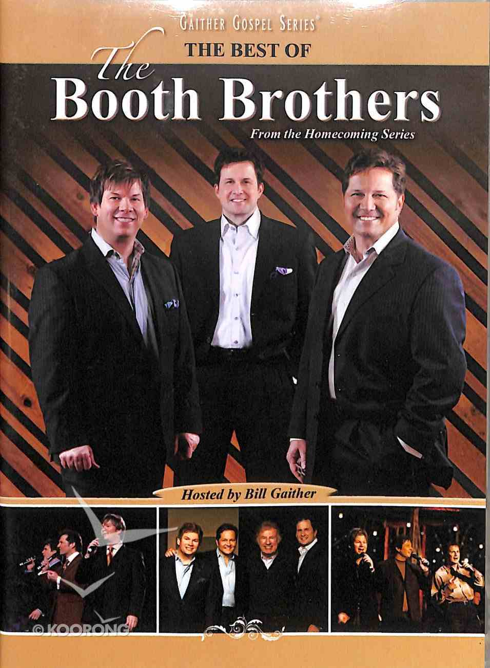 The Best of the Booth Brothers (Gaither Gospel Series) DVD