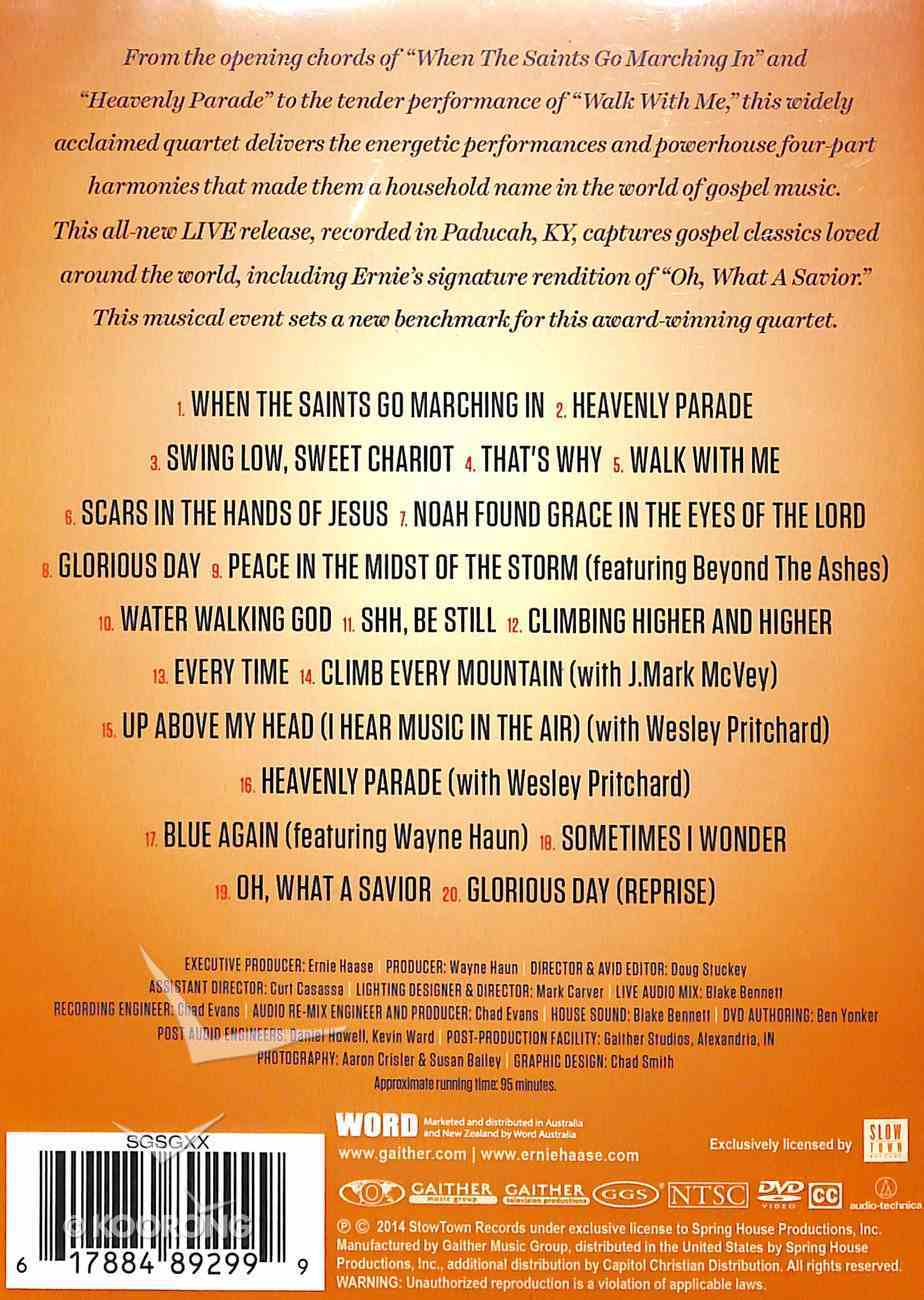 Oh, What a Savior (Gaither Gospel Series) DVD