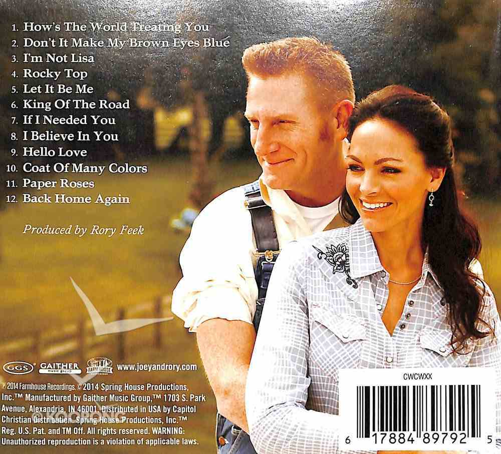 Country Classics: A Tapestry of Our Musical Heritage CD