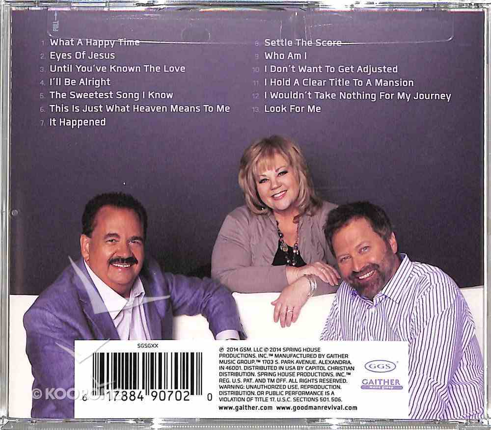 Songs in the Key of Happy CD