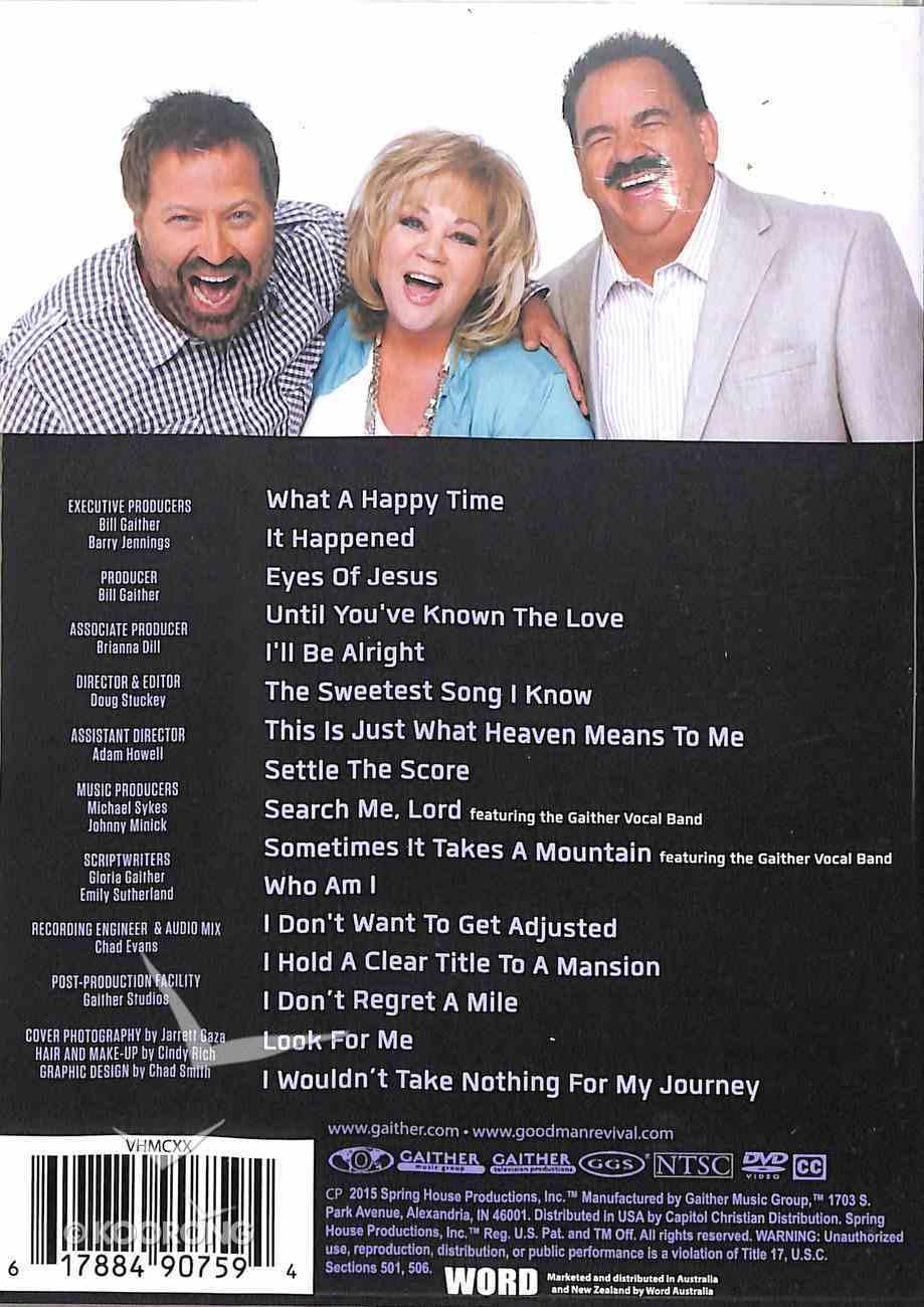 Songs in the Key of Happy DVD