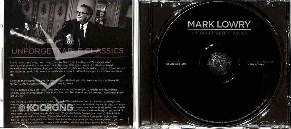 Unforgettable Classics CD