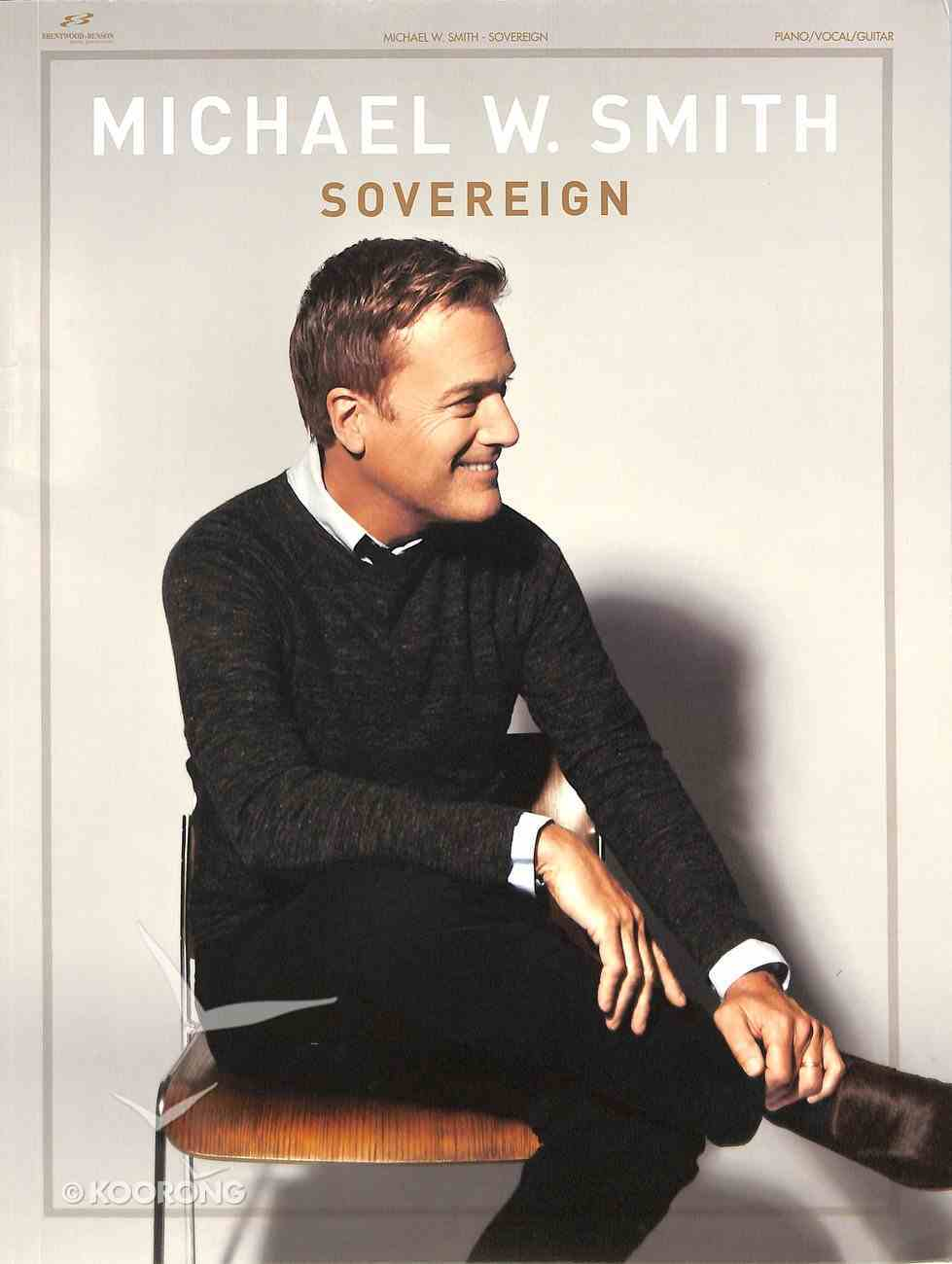 Sovereign Songbook Paperback