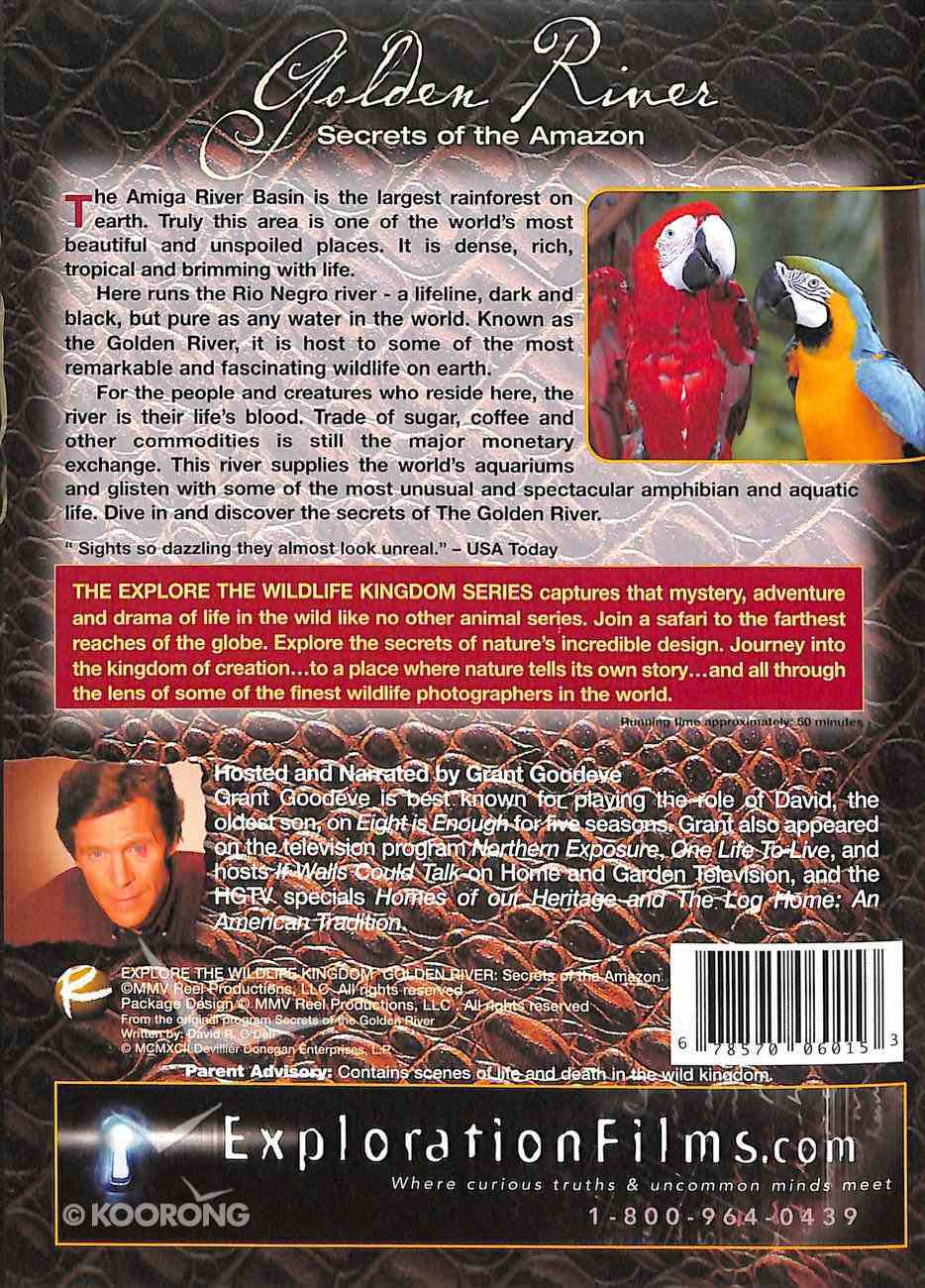 Etwkd: Amazon - Secrets of the Golden River DVD
