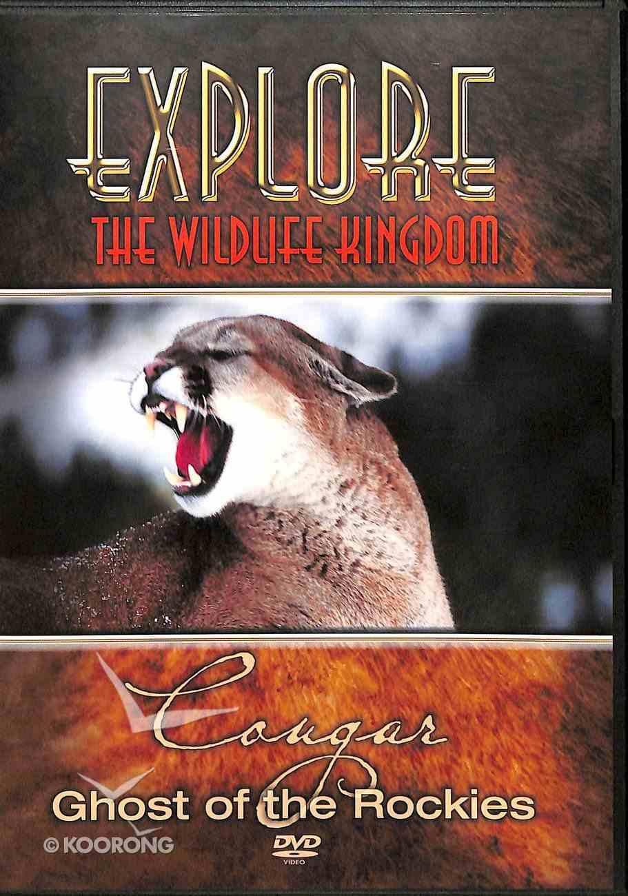 Etwkd: Cougar - Ghost of the Rockies DVD