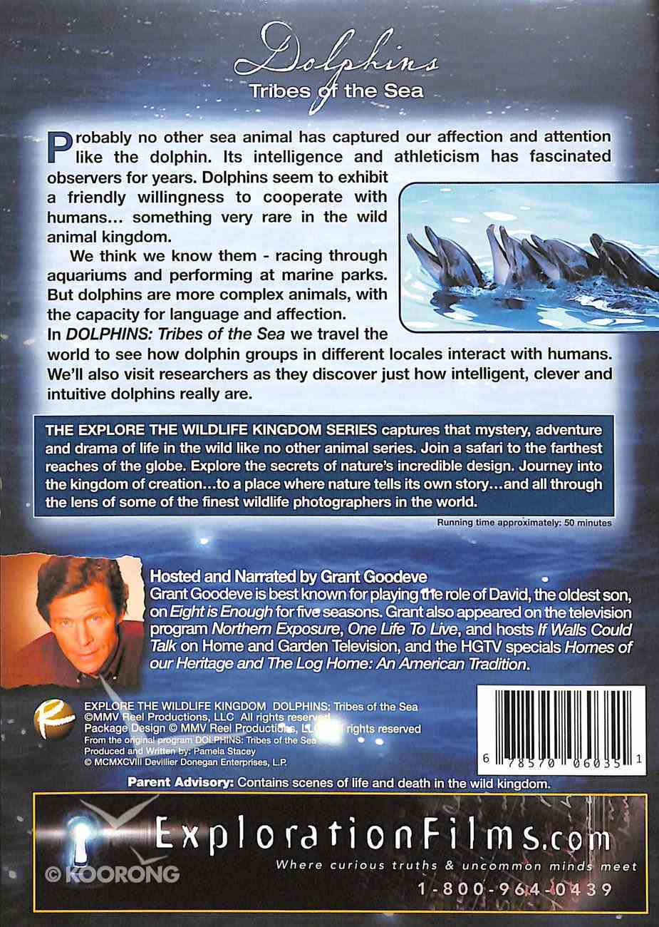 Etwkd: Dolphins - Tribes of the Sea DVD