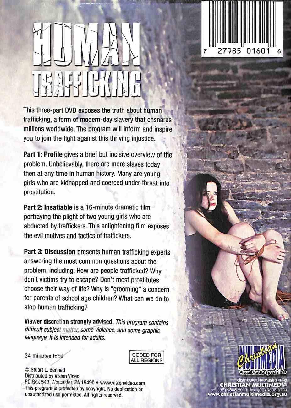 Human Trafficking DVD