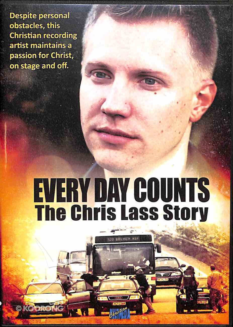 Every Day Counts: The Chris Lass Story DVD