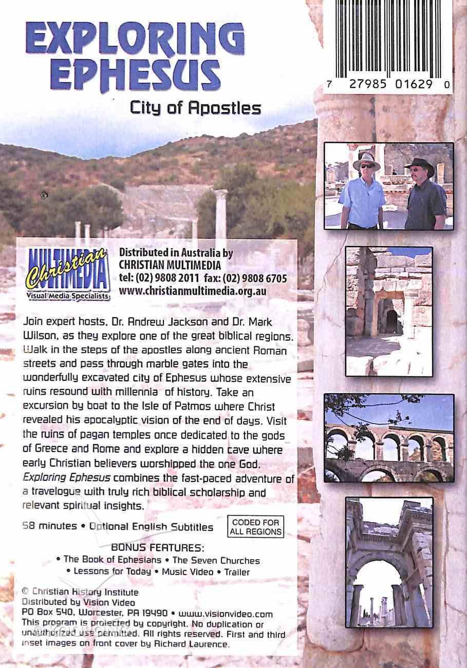 Exploring Ephesus: City of Apostles DVD