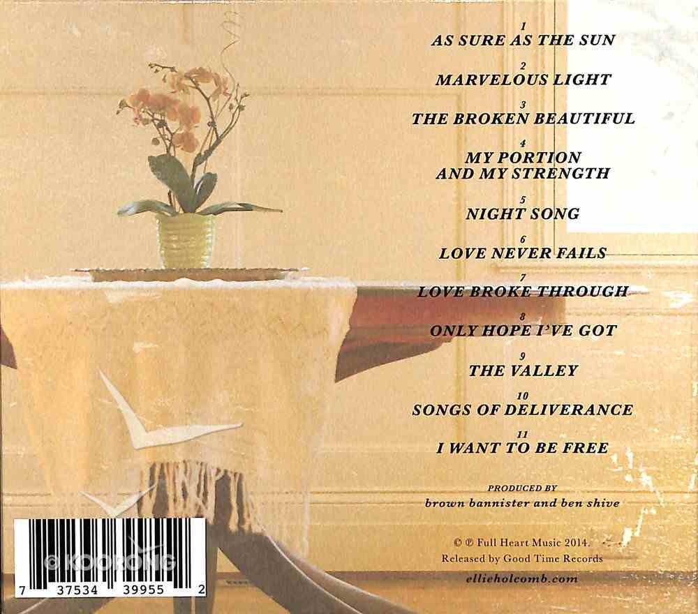As Sure as the Sun CD