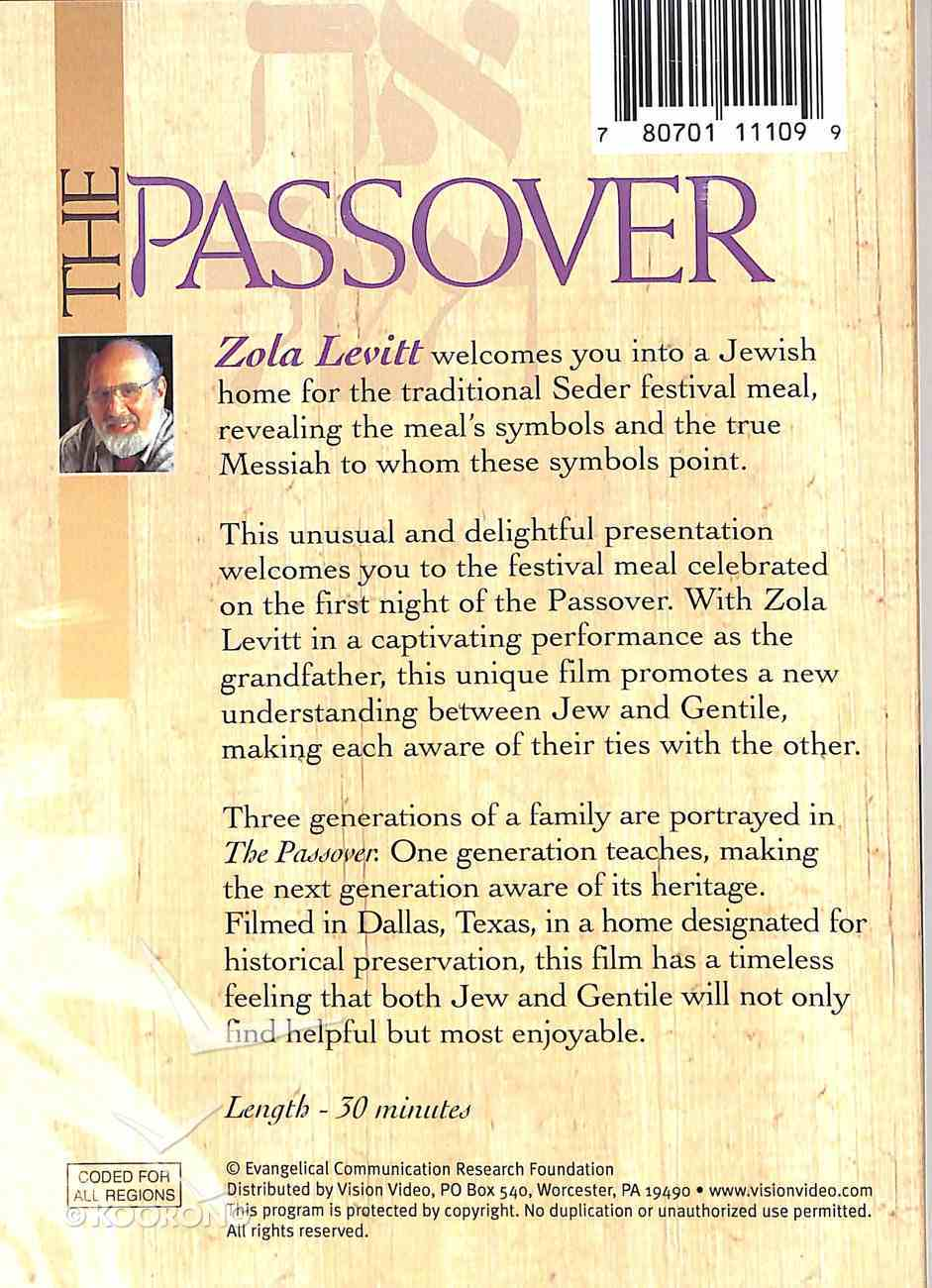 The Passover DVD