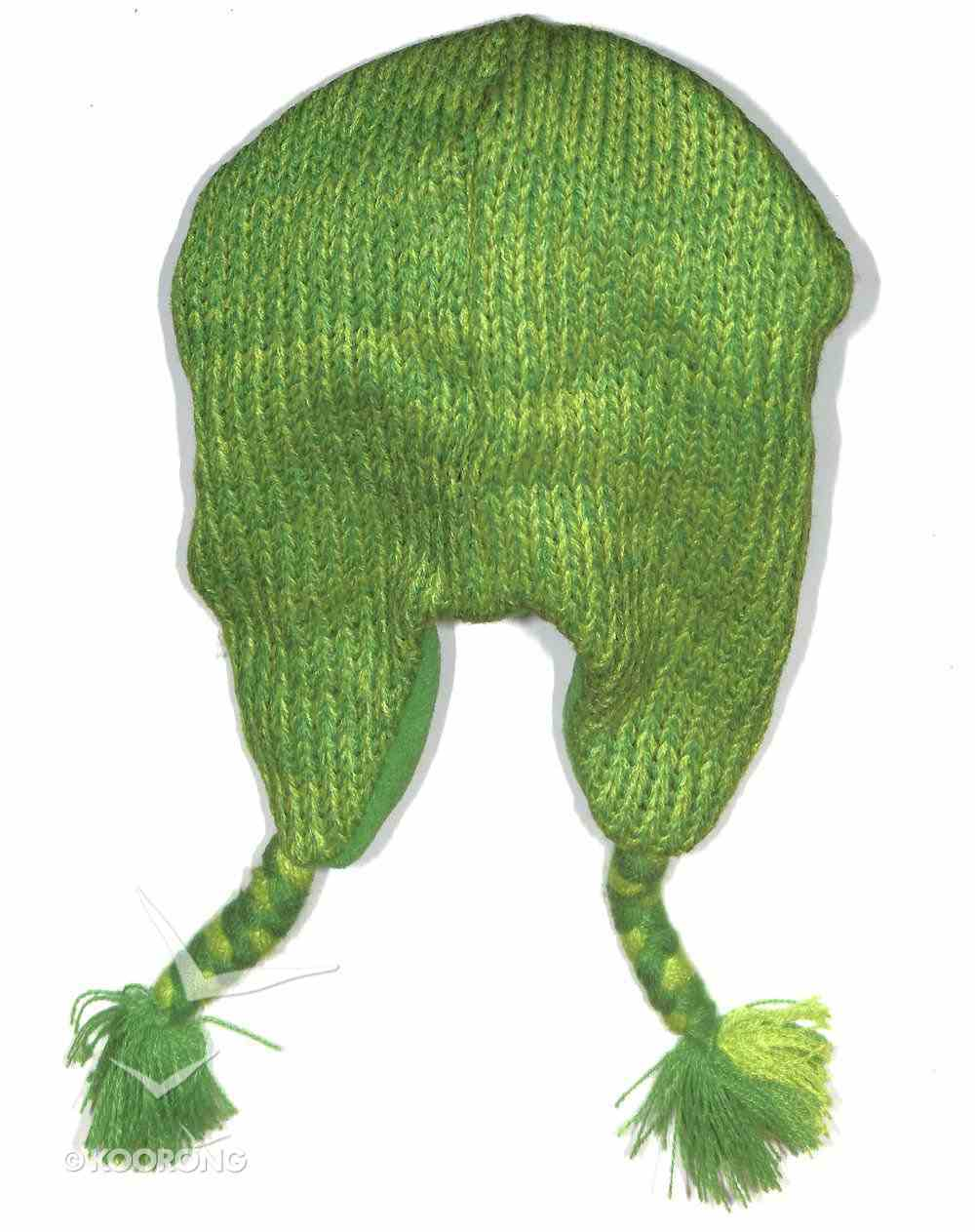 Veggie Headgear: Larry Scandinavian Hat (Green) Soft Goods