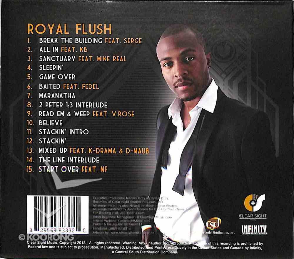 Royal Flush CD