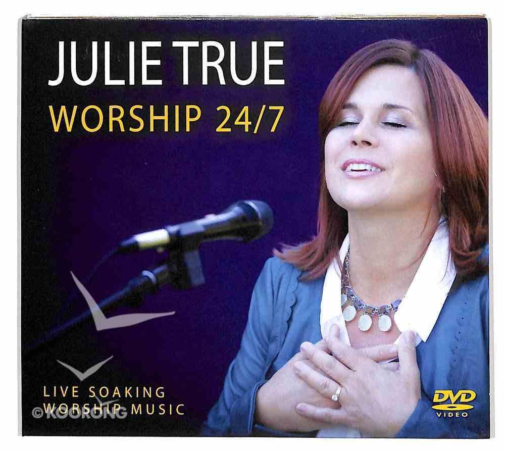 Worship 24/7 - Live Soaking Music (Soaking Music Series) DVD