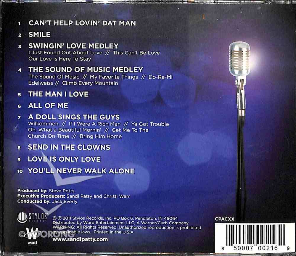 Broadway Stories CD