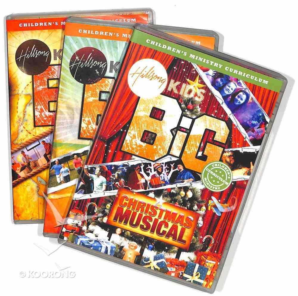 Seasons (Pack) (Hillsong Kids Big Curriculum Series) Pack