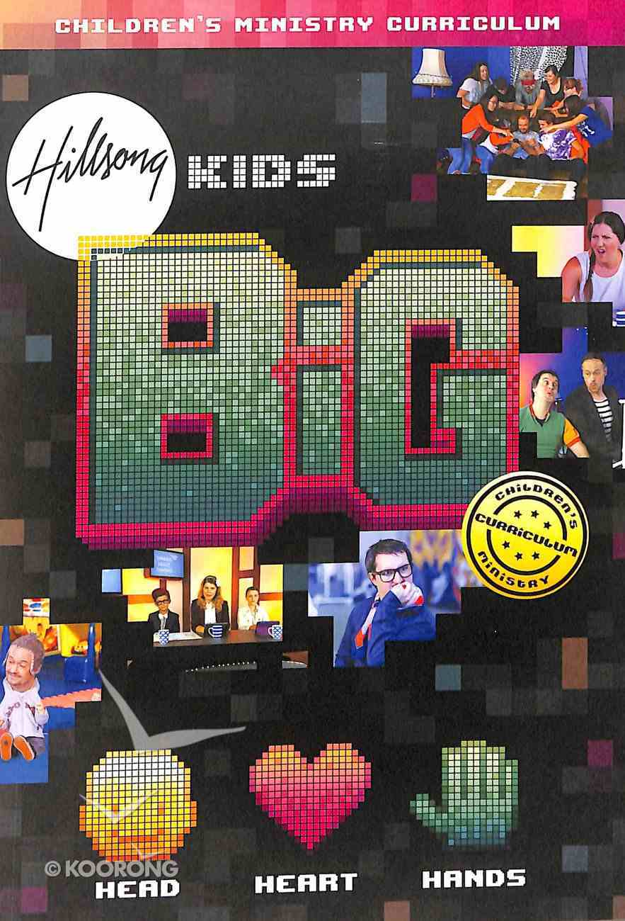 Hillsong Kids Big Jr + Primary Heart Head Hands Pack Pack
