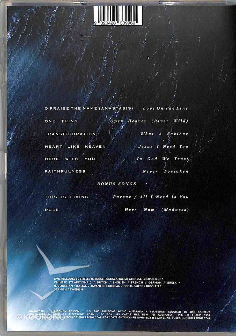 2015 Open Heaven/River Wild DVD