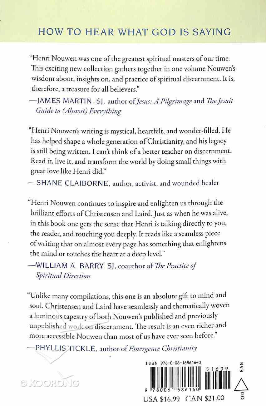 Discernment Paperback