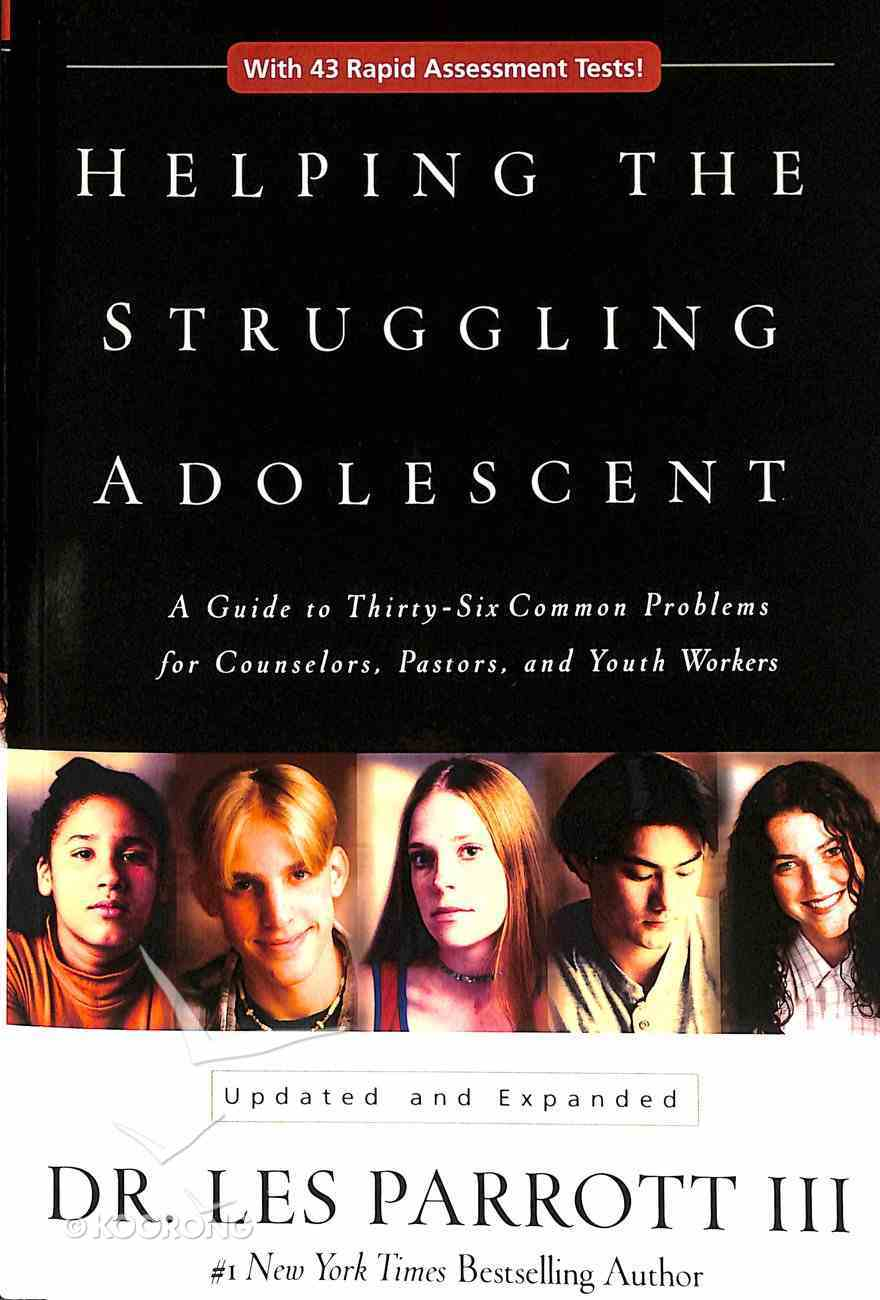 Helping the Struggling Adolescent Paperback