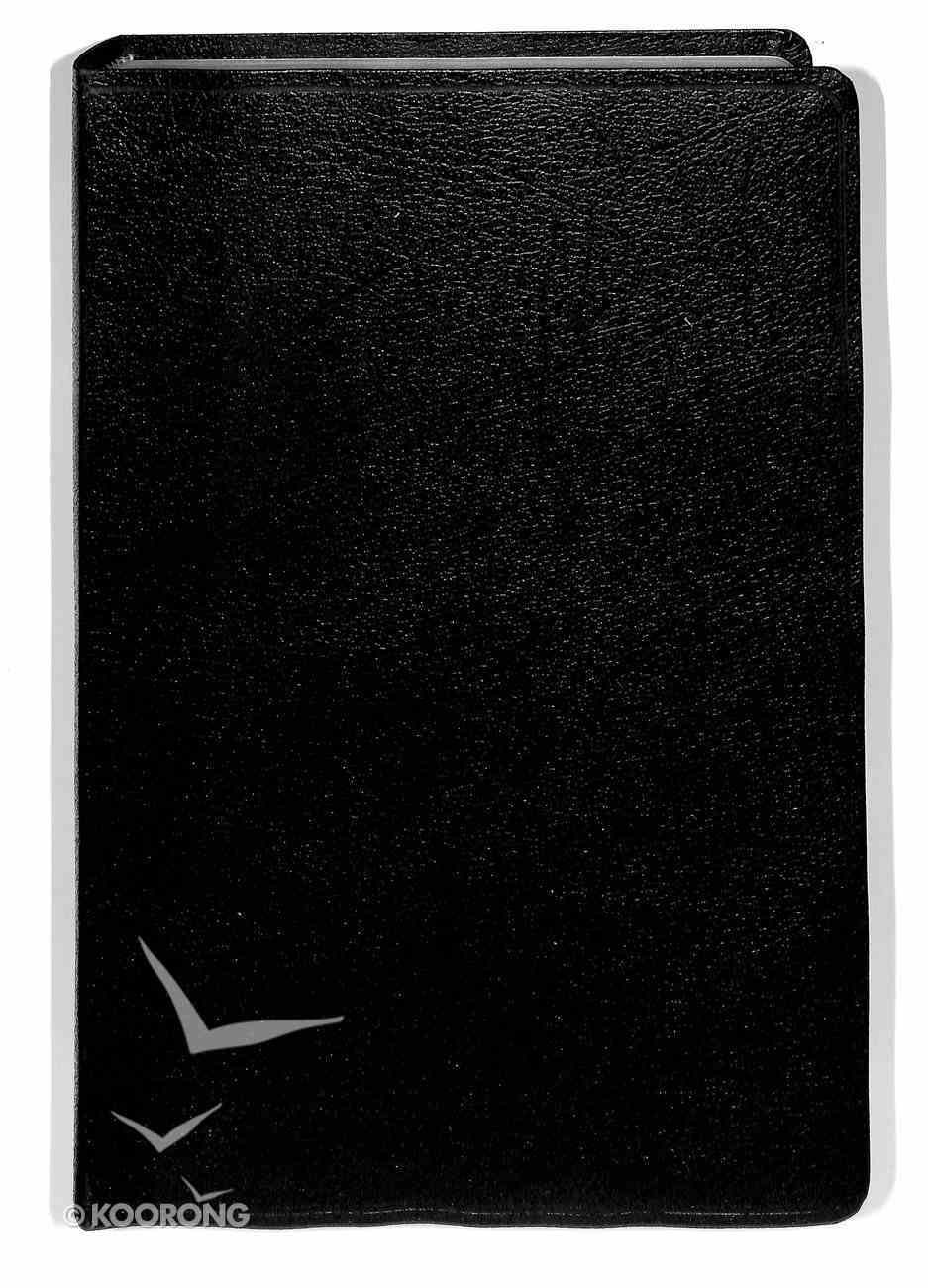 Kjv/Amp Parallel Bible (Kjv Red Letter, Amp Black Letter) Bonded Leather