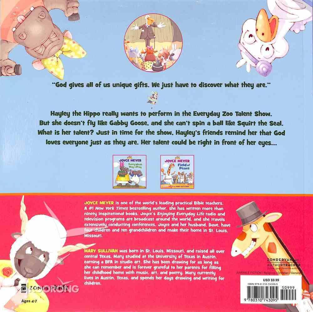 Wonderfully Made (Everyday Zoo Series) Paperback