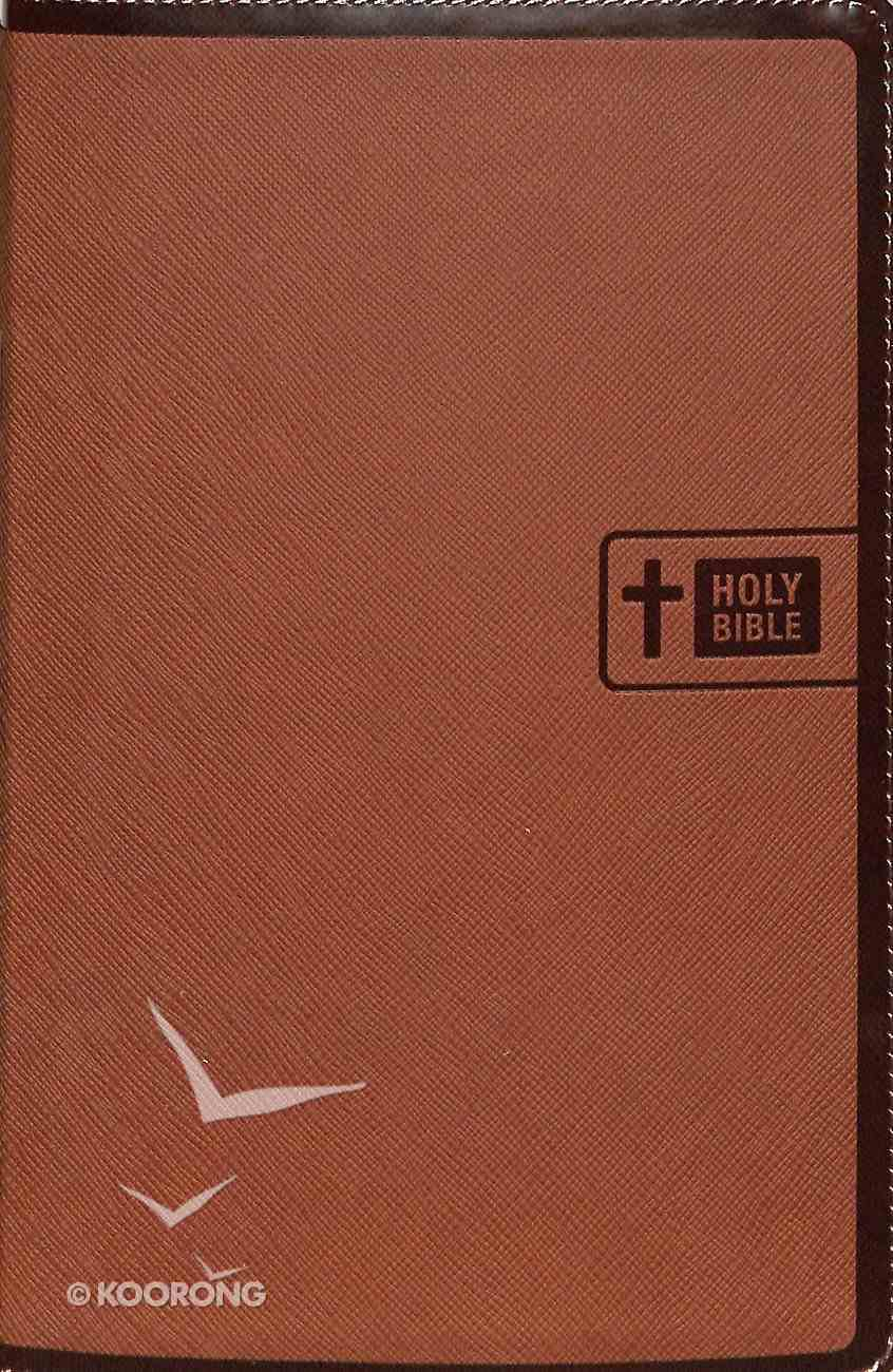 NIV Bible For Teens Caramel (Red Letter Edition) Imitation Leather
