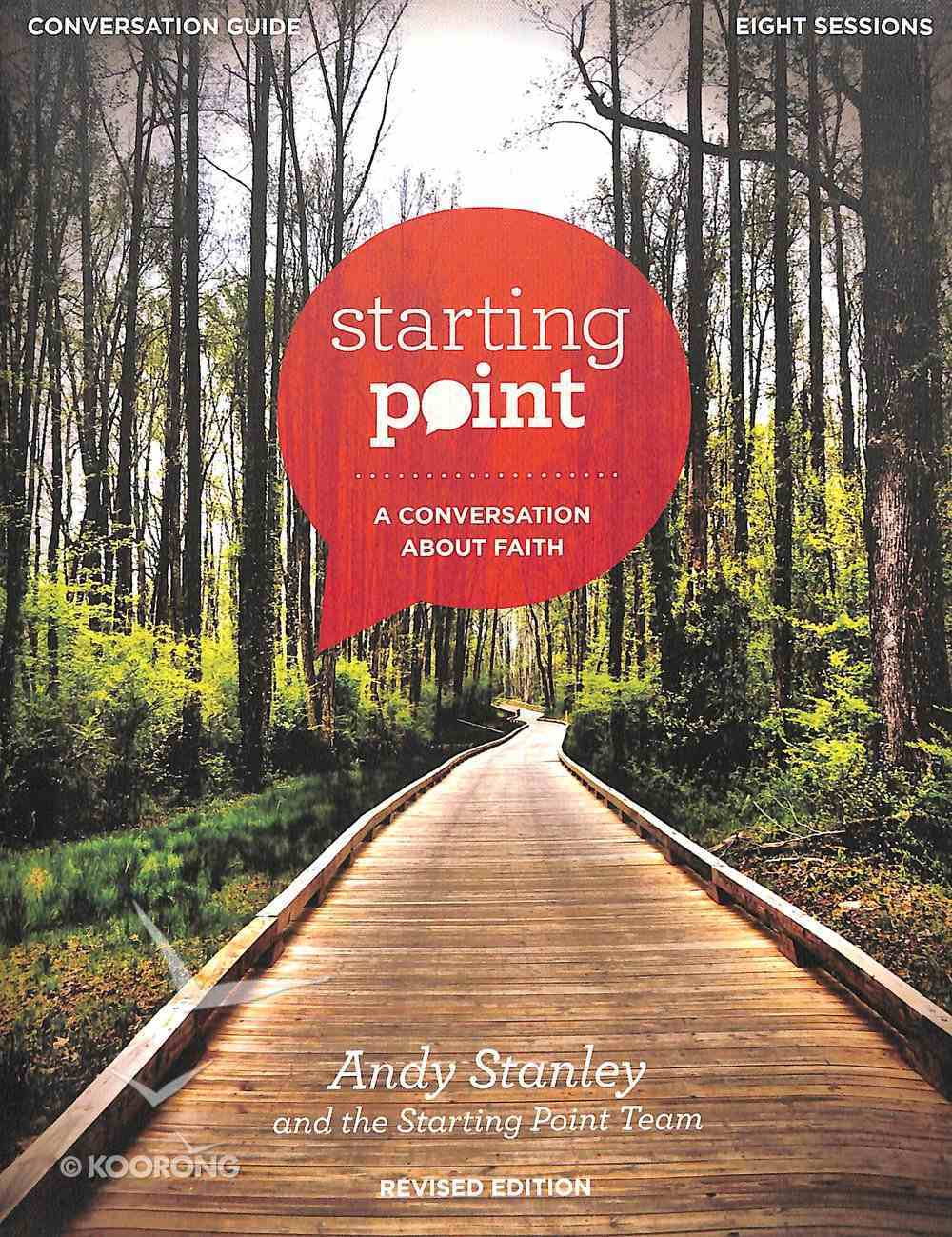 Starting Point (Conversation Guide With Dvd) Pack