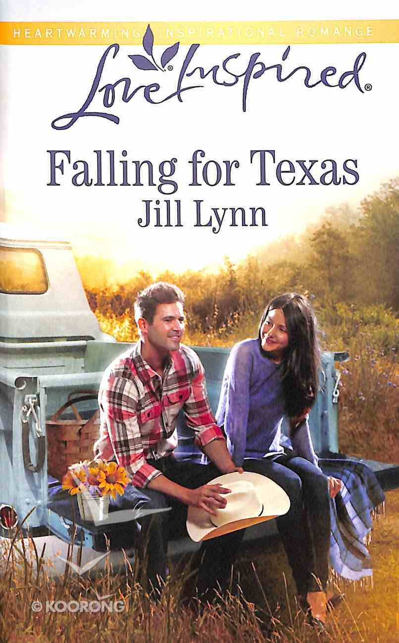 Falling For Texas (Love Inspired Series) Mass Market