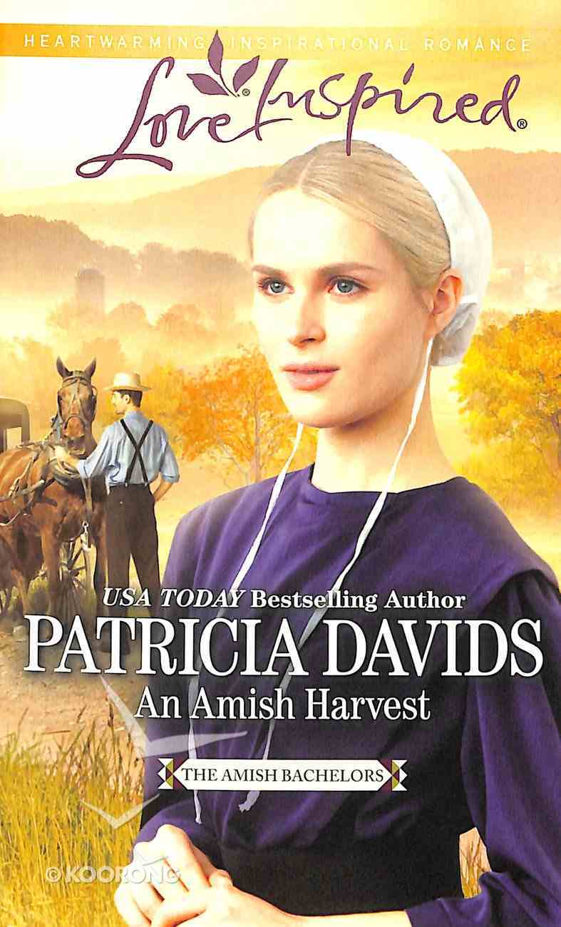 An Amish Harvest (Love Inspired Series) Mass Market