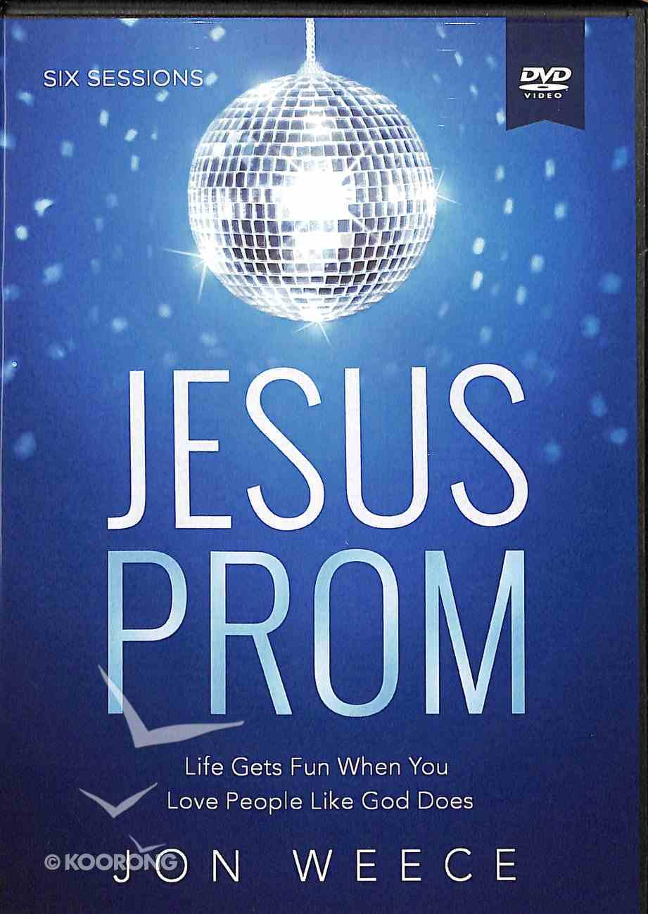 Jesus Prom (Study Guide With Dvd) Pack