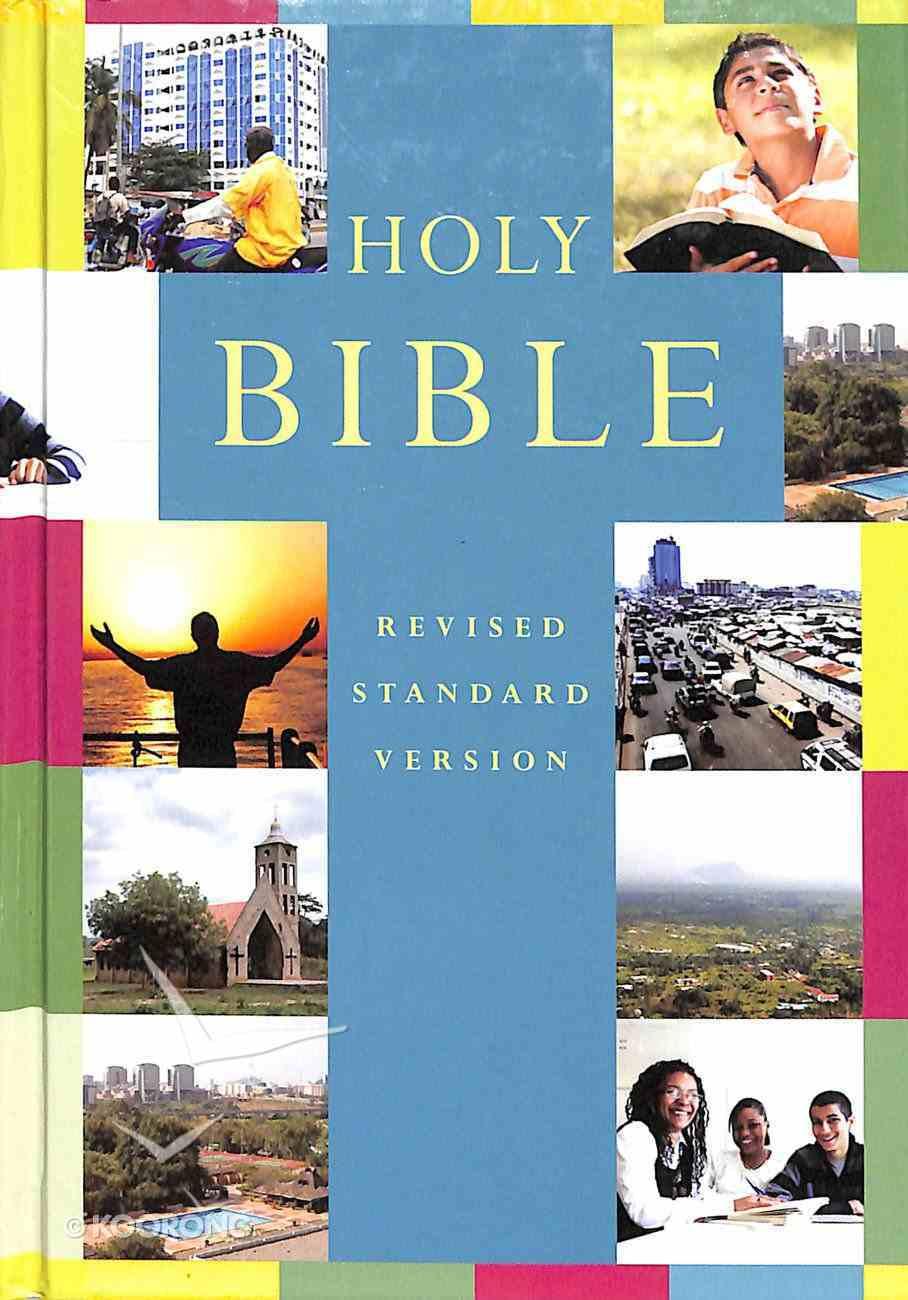 Rsv Compact Holy Bible Hardback
